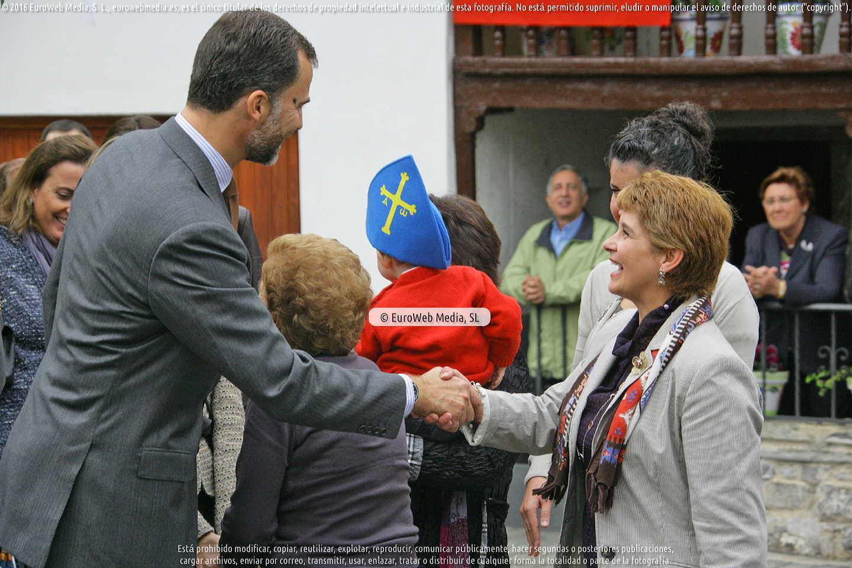 Fotografía de Comunidad vecinal de Sobrescobio, Premio al Pueblo Ejemplar de Asturias 2009 en Sobrescobio. Asturias. España.