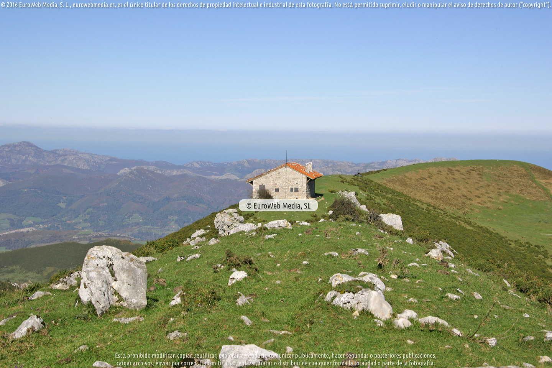 Fotografía de Lago de La Ercina en Cangas de Onís. Asturias. España.