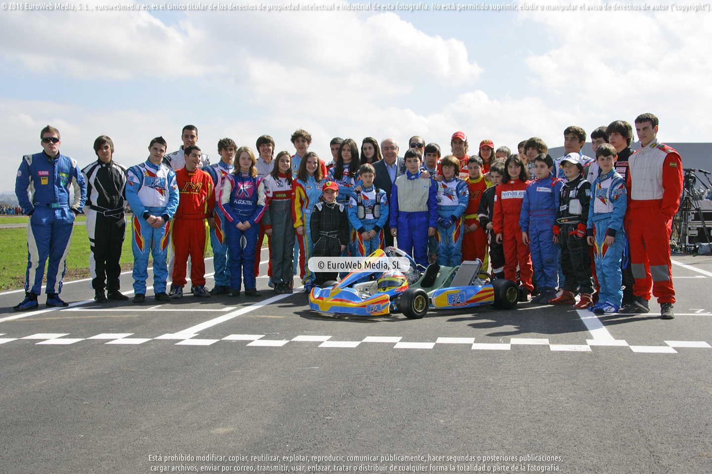 Fotografía de Circuito Fernando Alonso en Llanera. Asturias. España.