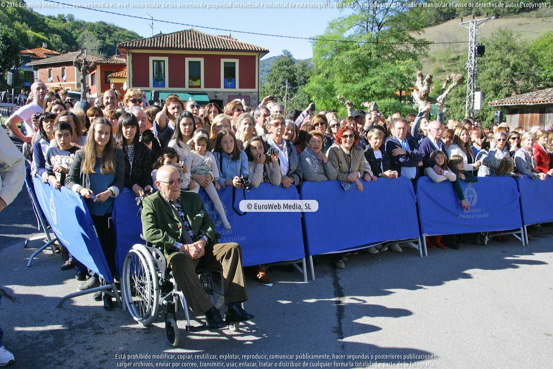 Fotografía de Comunidad vecinal de Teverga, Premio al Pueblo Ejemplar de Asturias 2013 en Teverga. Asturias. España.