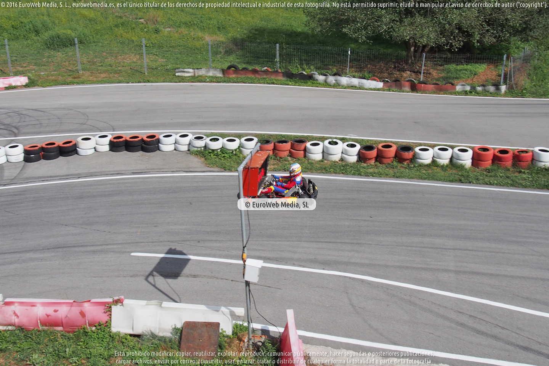 Fotografía de Circuito de karting de Cibuyo en Cangas del Narcea. Asturias. España.