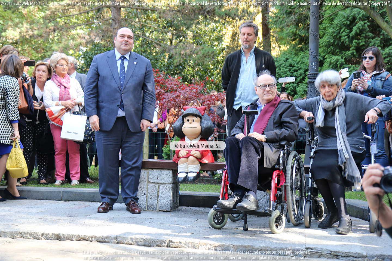 Fotografía de Escultura «Mafalda» en Oviedo en Oviedo. Asturias. España.