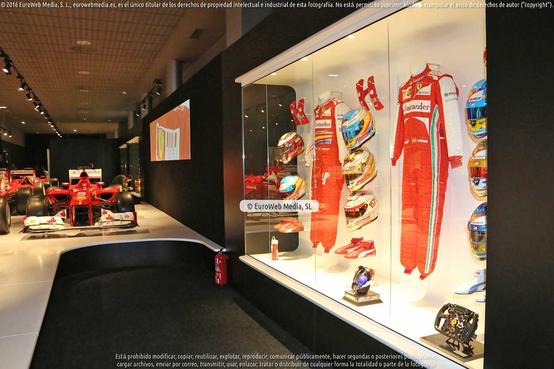 Fotografía de Museo Fernando Alonso en Llanera. Asturias. España.