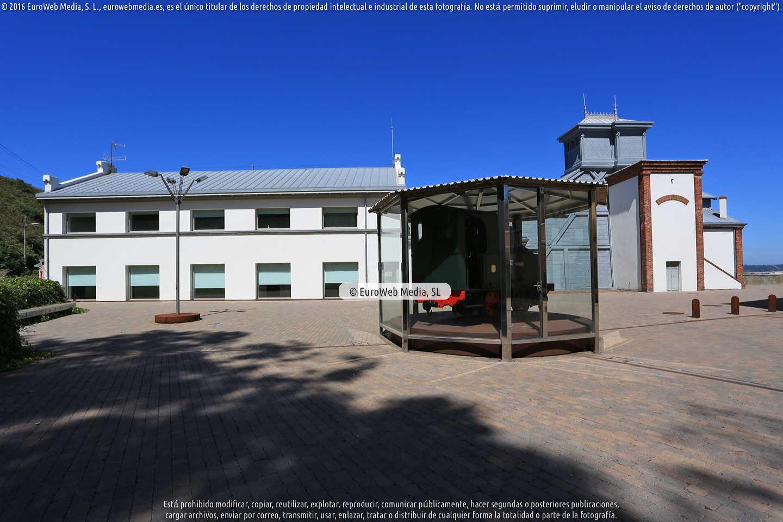 Fotografía de Museo de la Mina de Arnao en Castrillón. Asturias. España.