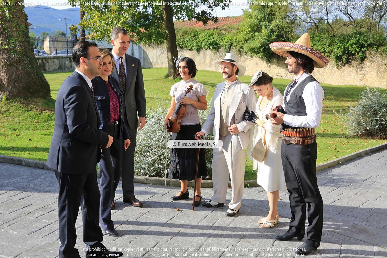 Fotografía de Colombres, Premio al Pueblo Ejemplar de Asturias 2015 en Ribadedeva. Asturias. España.