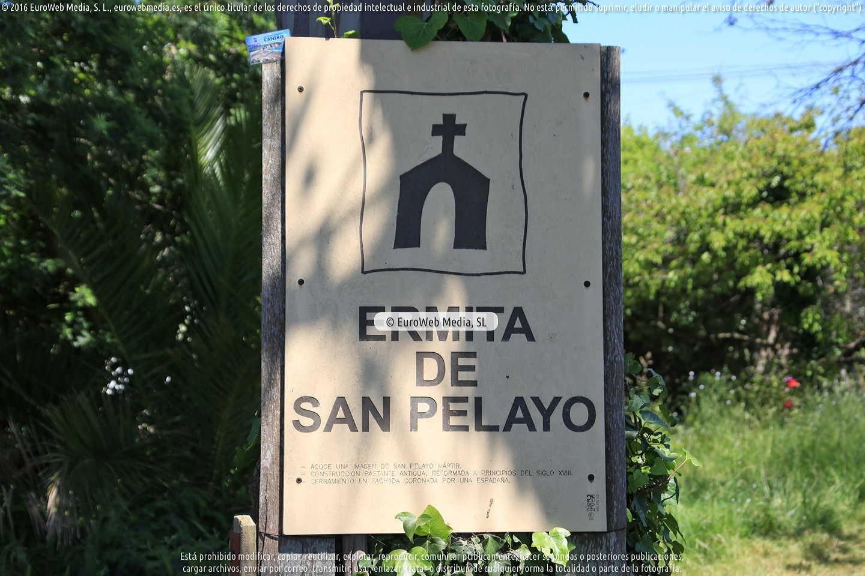 Fotografía de Ermita de San Pelayo (El Franco) en El Franco. Asturias. España.