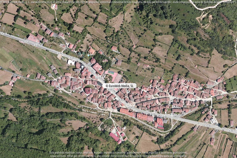 Fotografía de Oficina de Turismo de Aller en Felechosa en Aller. Asturias. España.