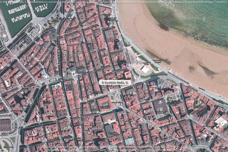 Fotografía de Farmacia Ana M. Carrocera Villa en Gijón. Asturias. España.