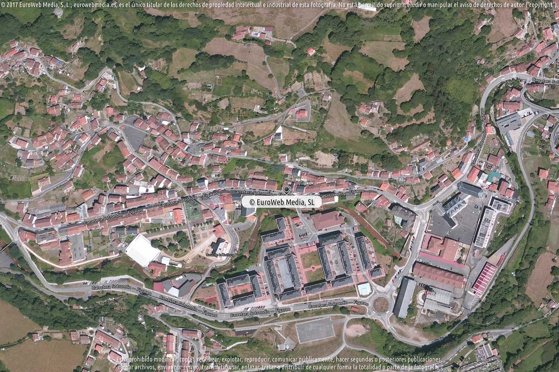 Fotografía de Farmacia Juan Andres Díaz Bonilla en Mieres. Asturias. España.