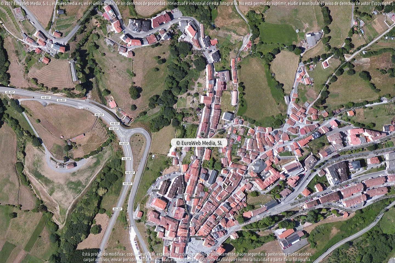 Fotografía de Farmacia Joséfa Sal del Río Arganza en Tineo. Asturias. España.