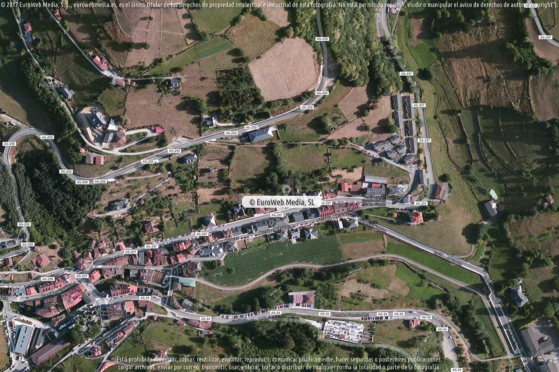 Fotografía de Oficina de turismo de Allande en Allande. Asturias. España.
