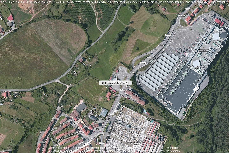 Fotografía de Estación de servicio Shell I en Avilés en Avilés. Asturias. España.