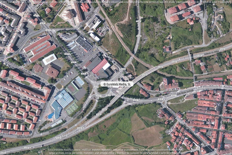 Fotografía de Estación de servicio Los Canapes en Avilés en Avilés. Asturias. España.