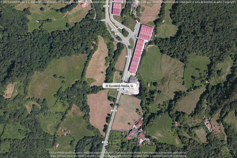Fotografía de Estación de servicio Repsol en Santuyano - San Julián en Bimenes. Asturias. España.