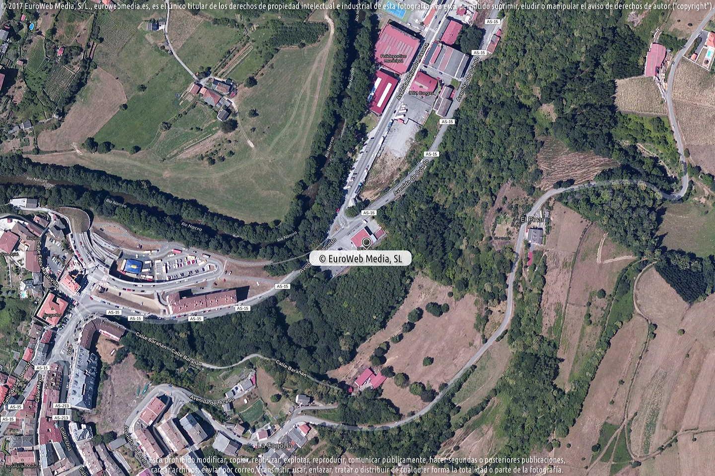 Fotografía de Estación de servicio Repsol en Cangas del Narcea en Cangas del Narcea. Asturias. España.