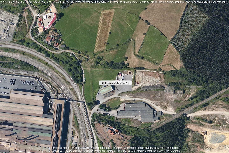 Fotografía de Estación de servicio Esoil en La Barca en Carreño. Asturias. España.