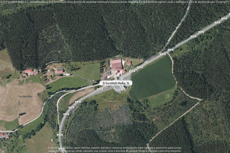 Fotografía de Estación de servicio E.S. Cabo Peñas en La Machina en Carreño. Asturias. España.