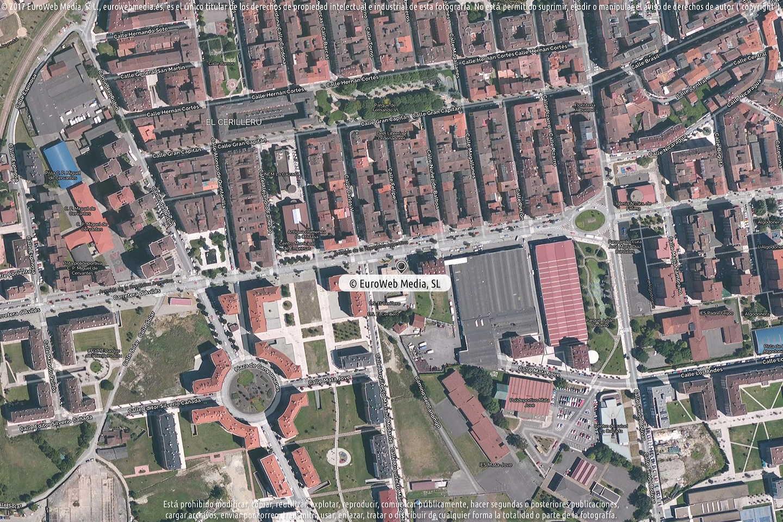 Fotografía de Estación de servicio Galp I en Gijón - Xixón en Gijón. Asturias. España.