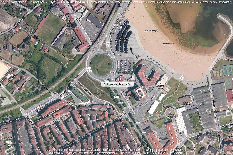 Fotografía de Estación de servicio Cepsa en Gijón - Xixón en Gijón. Asturias. España.
