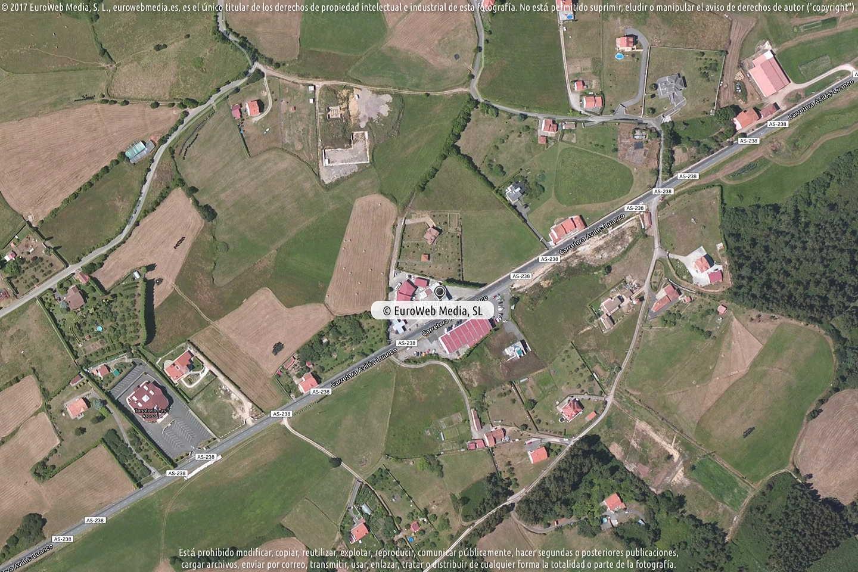 Fotografía de Estación de servicio Repsol en Nembro en Gozón. Asturias. España.