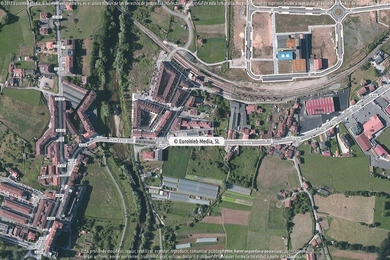 Fotografía de Estación de servicio Cepsa en Grau - Grado en Grado. Asturias. España.