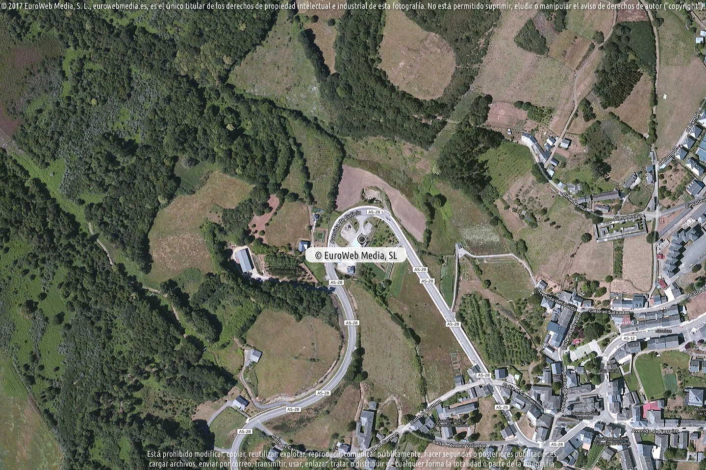 Fotografía de Estación de servicio Galp en Grandas de Salime en Grandas de Salime. Asturias. España.