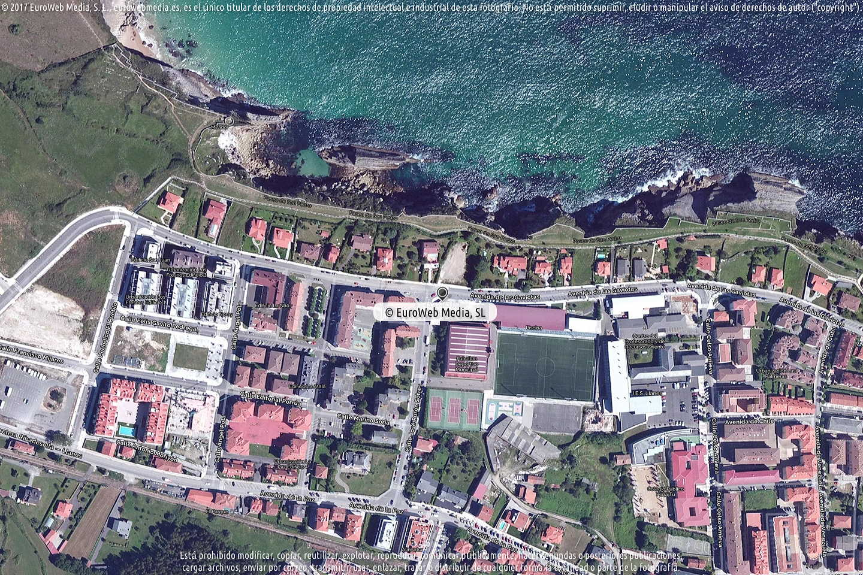 Fotografía de Estación de servicio Galp en Llanes en Llanes. Asturias. España.