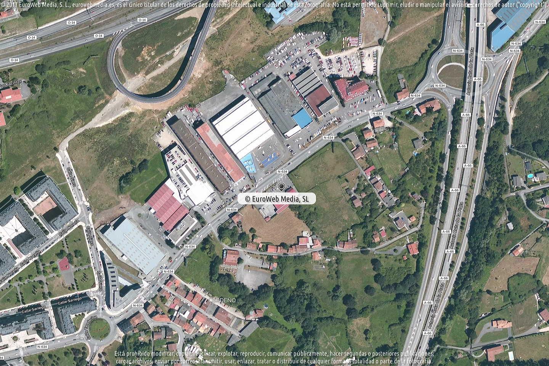 Fotografía de Estación de servicio Repsol IV en Oviedo en Oviedo. Asturias. España.