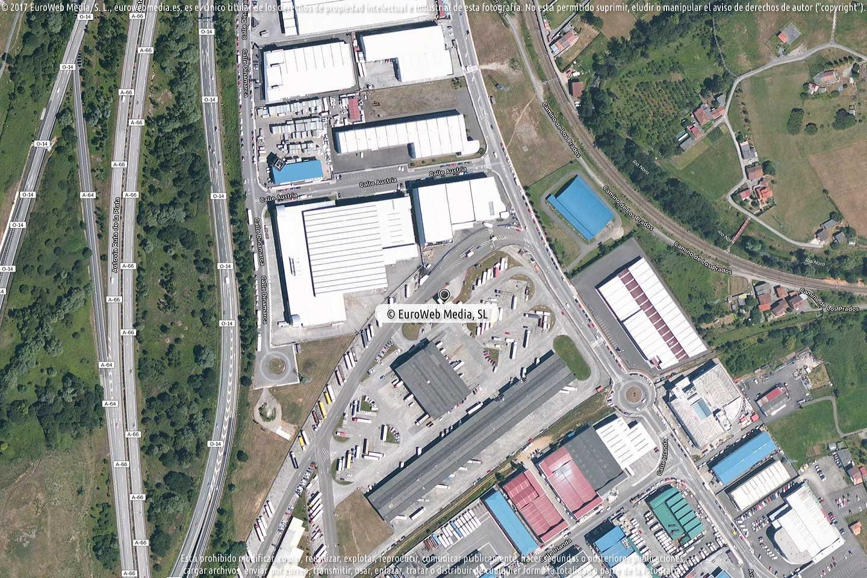 Fotografía de Estación de servicio Beta en Colloto en Oviedo. Asturias. España.