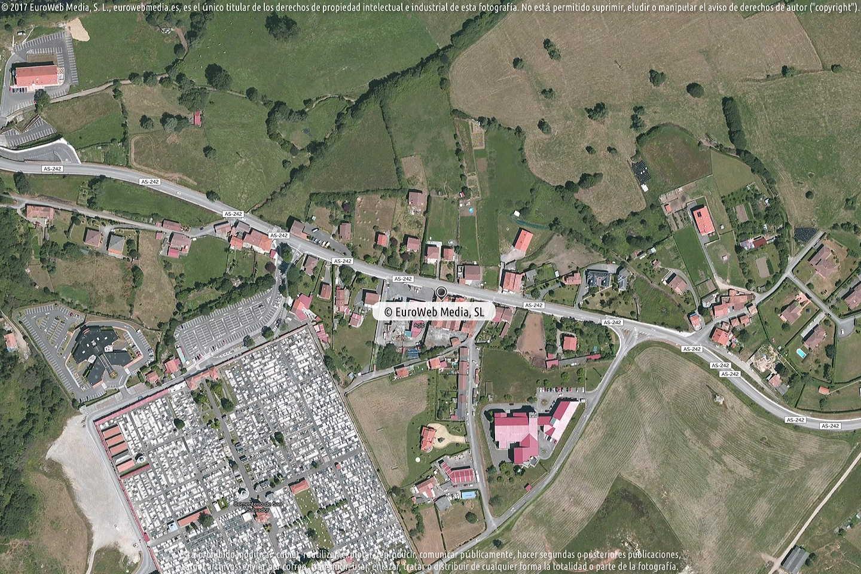 Fotografía de Estación de servicio Galp en Las Cruces en Oviedo. Asturias. España.