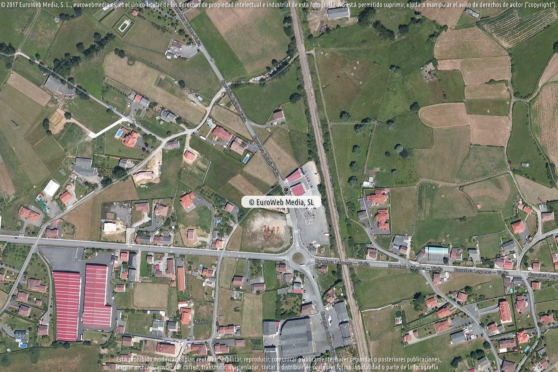 Fotografía de Estación de servicio Petronor en Viella en Siero. Asturias. España.