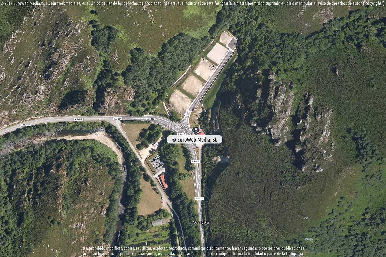 Fotografía de Estación de servicio Gassel en Rusecu - Rioseco en Sobrescobio. Asturias. España.