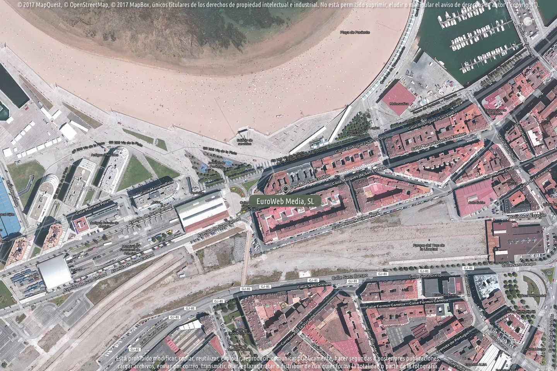 Fotografía de Alimerka Marqués de San Esteban en Gijón. Asturias. España.
