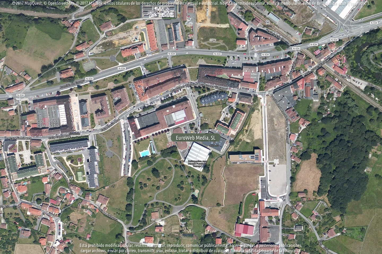 Fotografía de Alimerka Caleyuca (Colloto) en Oviedo. Asturias. España.