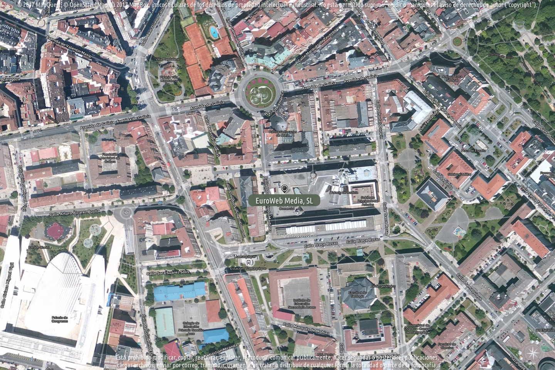 Fotografía de Alimerka Centro Cívico en Oviedo. Asturias. España.