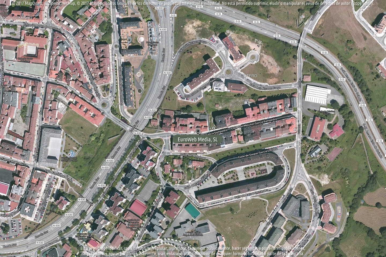 Fotografía de Alimerka San Melchor García Sampedro en Oviedo. Asturias. España.