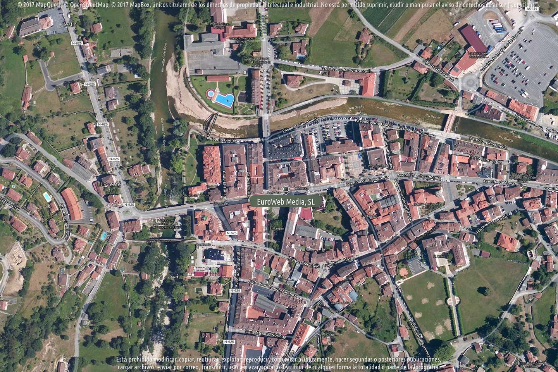 Fotografía de Alimerka Avenida Covadonga en Cangas de Onís. Asturias. España.