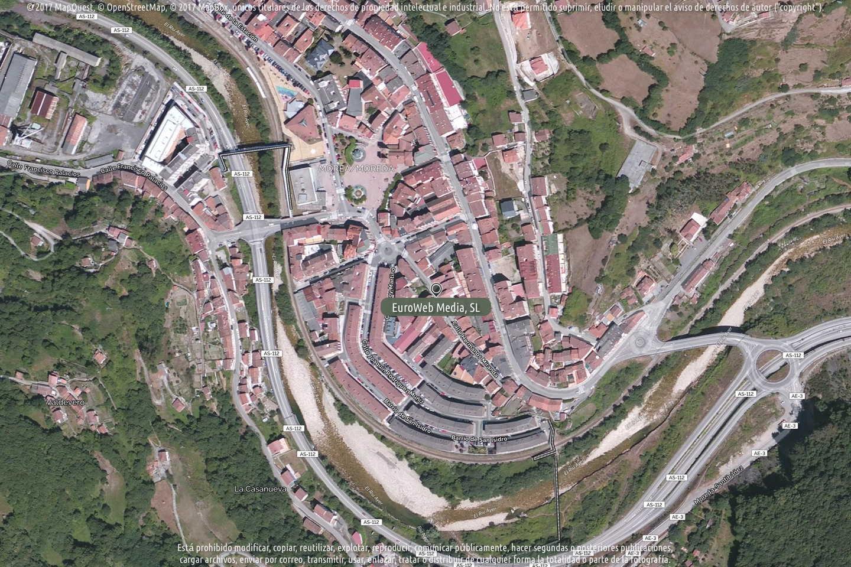 Fotografía de Alimerka Hermanos Miranda en Aller. Asturias. España.