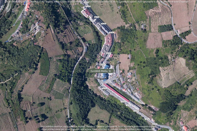 Fotografía de Alimerka Avenida de Leitariegos en Cangas del Narcea. Asturias. España.