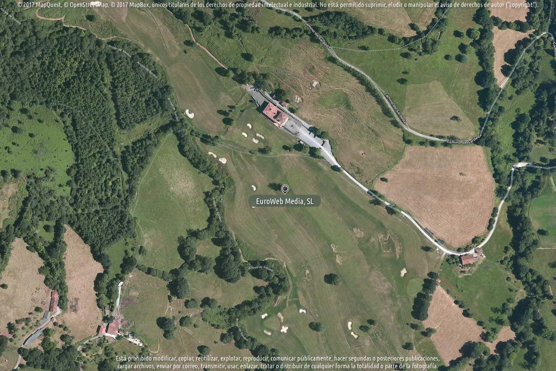 Fotografía de Palacio de Rubianes Golf en Piloña. Asturias. España.